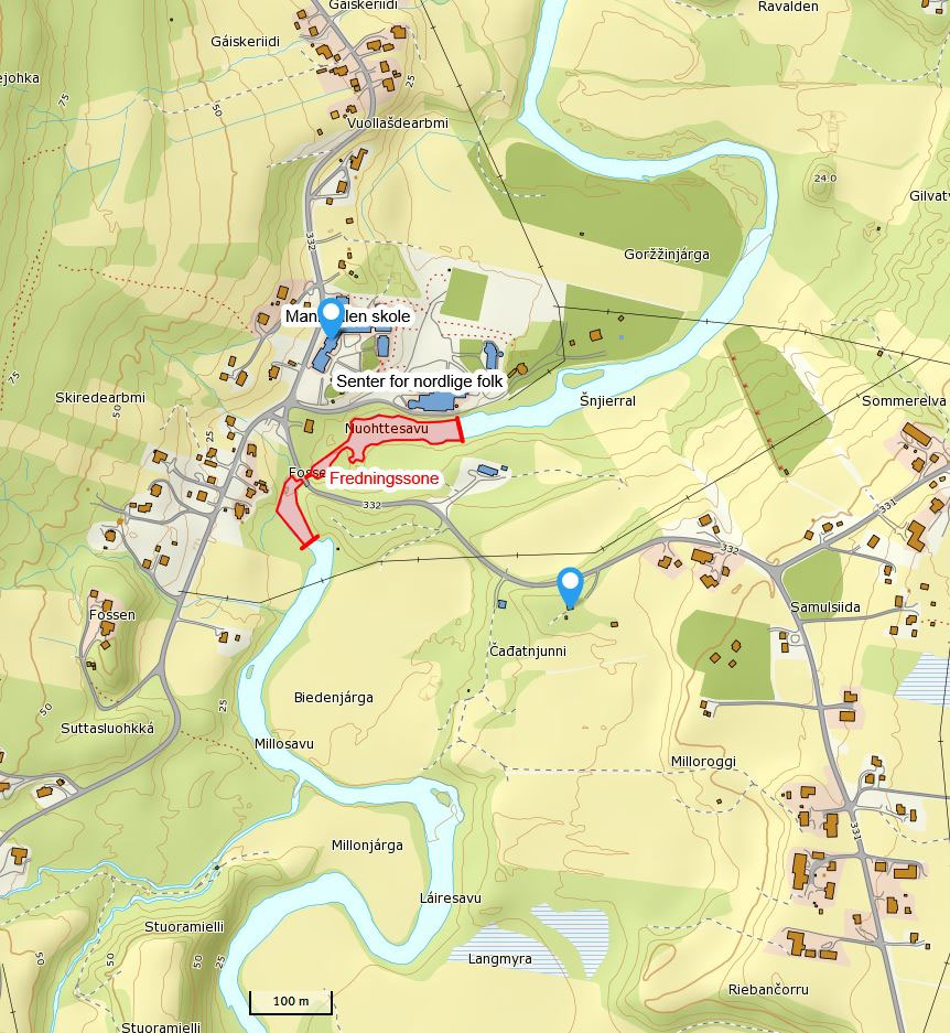 manndalen kart Kart – Manndalen Jeger  og Fiskerforening manndalen kart